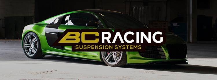 BC Racing Fahrwerke