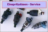 Einspritzdüsen Service, Reinigung, Messung