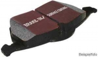 Bremsbeläge Typ Blackstuff, EBC Nr.: DP1112, Audi, Seat, VW
